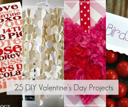 25 valentines day projects