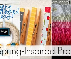 20 Spring-inspired projects