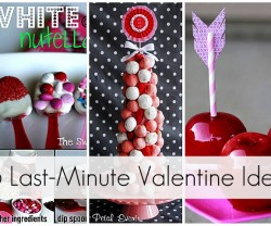 25 last minute valentine ideas