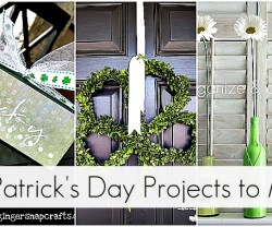 30 st. patricks day projects to make