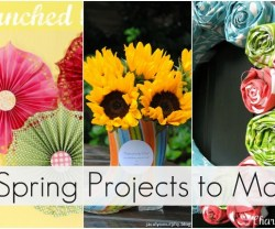 21 spring projects to make
