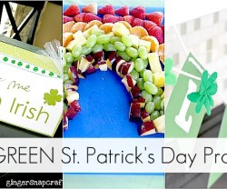 26 St. Patrick's Day Projects