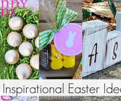 Great Ideas — 32 Inspirational Easter Ideas!!
