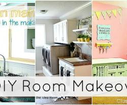 20 DIY Room Makeovers