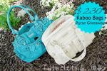 Win a Kaboo Purse with Tech Pouch!! (two winners, $230 total value)
