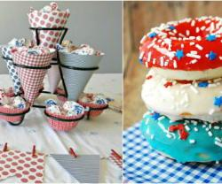 Great Ideas – Patriotic Party Ideas & Recipes