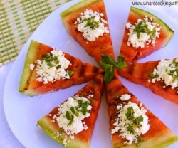 Throw a Summer Soirée — Grilled Appetizers, Main Course and Dessert Recipes!!