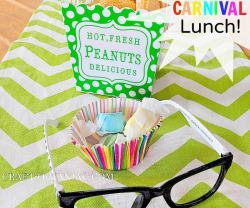 Throw a Carnival Lunch Party!