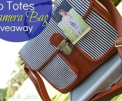 Jo Totes Camera Bag Giveaway!!!