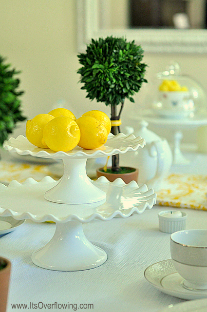 15 Refreshing Lemon Inspired Ideas