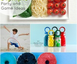 12 olympic food and party ideas
