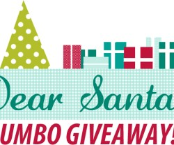 Dear Santa Giveaway — Win an iPad, iPhone, Jewelry, Bedding, Artwork and more!!