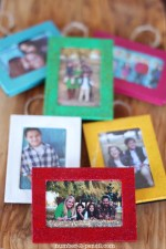 HAPPY Holidays — DIY Photo Christmas Ornaments