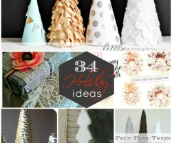 34 Holiday Ideas