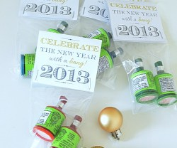 New Years BANG free printables