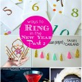 ways to ring in the new year TWO
