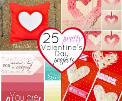 25 pretty valentine ideas