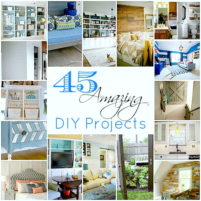 45 Smart Creative And Beautiful Diy Wall Art Ideas For Your Home : Amazing diy projects