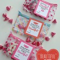 You Are Beautiful Valentine Printables from Tatertots & Jello