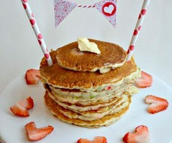 Sprinkled With Love Valentine's Day Breakfast Printables!