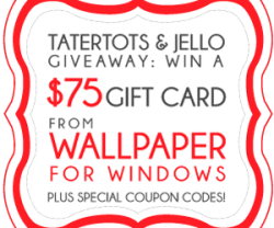 Weekend Wrap Up Party — and Wallpaper For Windows Giveaway!!