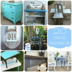 Great Ideas — 20 Furniture Transformations!