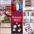 19 Patriotic Projects - Tatertots and Jello