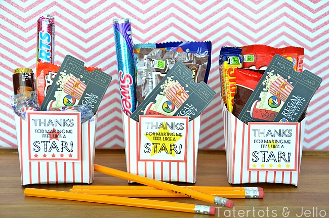 teacher appreciation fry box movie printable at tatertots and jello