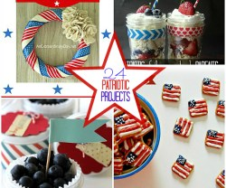 24 patriotic projects