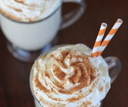 Pumpkin Spice White Hot Chocolate – a Delicious Fall Treat!