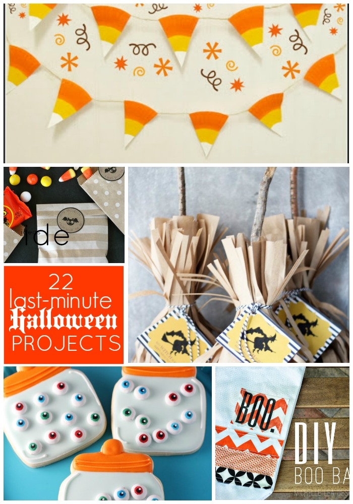 22 halloween projects