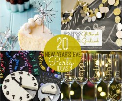 20 new years eve party ideas