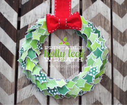 Free-Printable-Holly-Leaf-Wreath-at-Kiki-and-Company1-1024x682