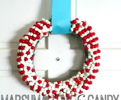 Marshmallow-and-Candy-Christmas-Wreath-by-Chase-the-Star-for-Tatertots-and-Jello-DIY-Wreath-holiday-Christmas-Candy-diywreath1