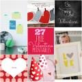 27 free valentine printables