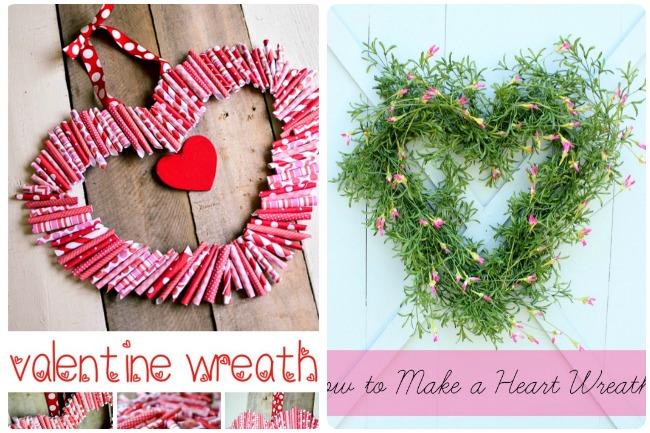 VDay Wreaths