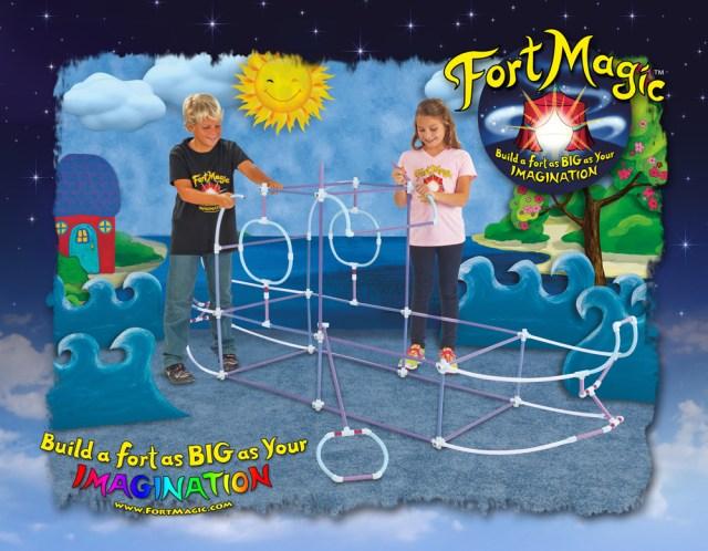 Fort Magic Kids Riverboat