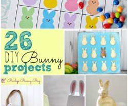 Great Ideas — 26 DIY Easter Bunny Ideas!