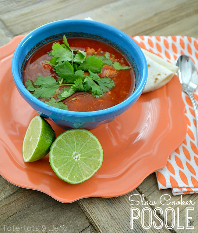 slow cooker posole recipe at tatertts and jello