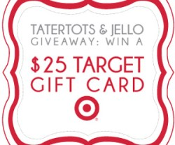 Link Party Palooza — and $25 Target Gift Card Giveaway!