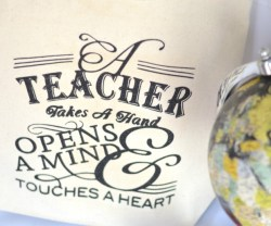 Teacher Appreciation Tote Gift Idea!!