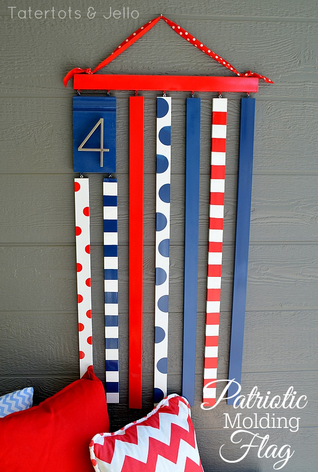 25 patriotic home decor ideas for Patriotic home decorations