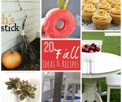 20 fall ideas and recipes at tatertots and jello