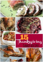 15 Thanksgiving Turkey Recipes to Try