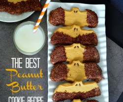 the best basic peanut butter cookie recipe at tatertots and jello