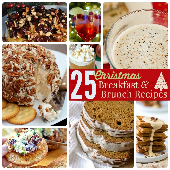 Great Ideas 25 Christmas Breakfast Amp Brunch Recipes