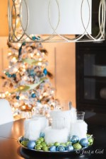 HAPPY Holidays: Easy Christmas Centerpiece Idea