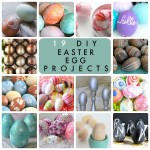 Great Ideas — 19 DIY Easter Egg Projects [Part Two]!