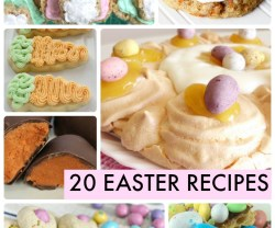 20 easter recipes