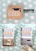 Graduation Money Card Gift Idea